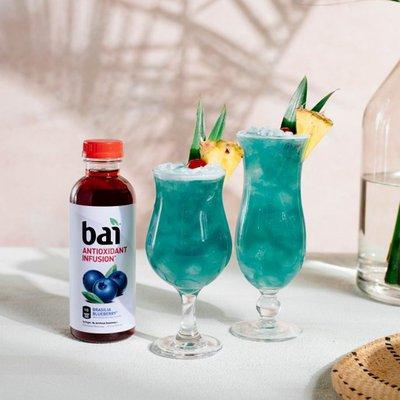 Bai Antioxidant Infusion Beverage Brasilia Blueberry