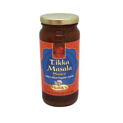 Mr. Kook's Medium Spicy Simmer Sauce Tikka Masala