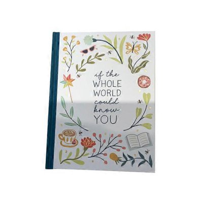 Compendium If the Whole World Could Know You Book