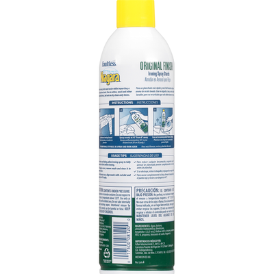 Faultless Original Hold Ironing Enhancer Spray Starch