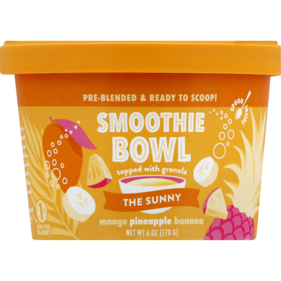 Blenders & Bowls Smoothie Bowl, The Sunny