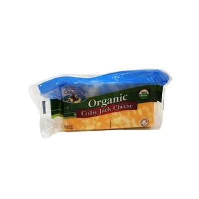 Organic Creamery Organic Colby Jack Cheese
