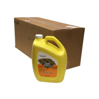 First Street Case Of Pure Vegetable Oil
