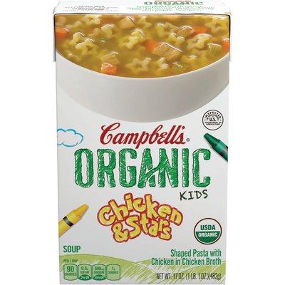 Campbell's® Kids Chicken & Stars Soup
