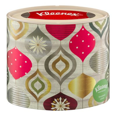 Kleenex Trusted Care 2-Ply White Tissue - 64 CT