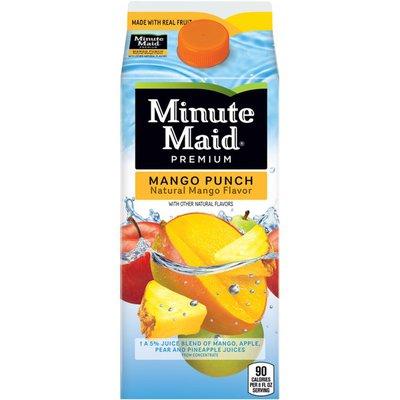 Minute Maid Premium Mango Punch, Fruit Juice Drink