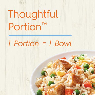 Lean Cuisine Favorites Chicken Fried Rice Frozen Meal