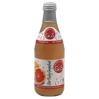 Gu S Soda, Star Ruby Grapefruit