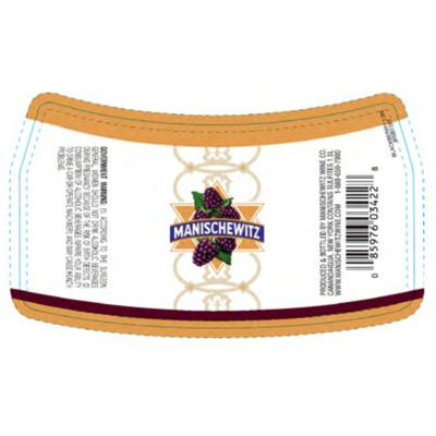 Manischewitz Blackberry Kosher Red Wine