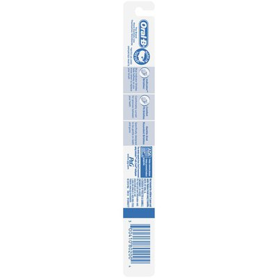 Oral-B Indicator Contour Clean Toothbrush, Soft