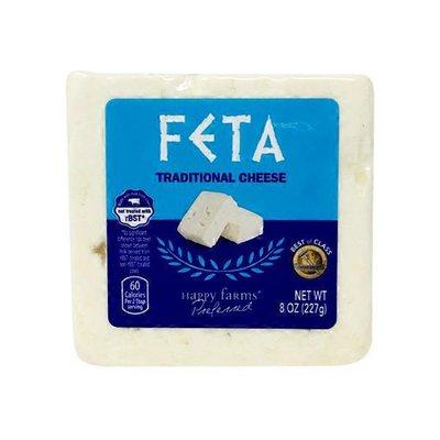 Happy Farms Preferred Traditional Feta Cheese Block