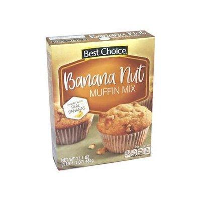Best Choice Banana Nut Muffin Mix