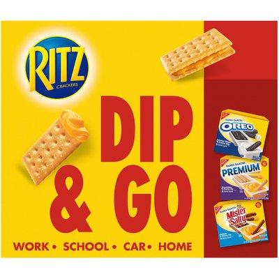 Handi-Snacks Ritz Crackers 'n Cheese Dip