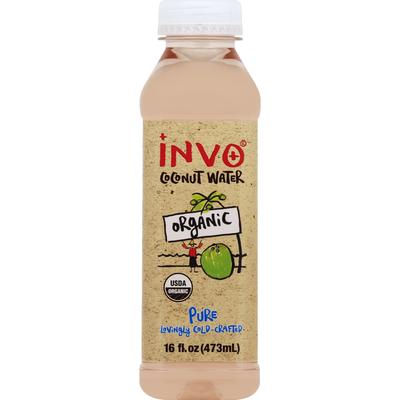 Invo Coconut Water, Organic, Pure