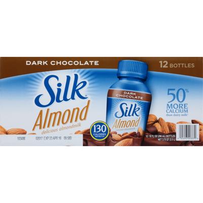 Silk ® Dark Chocolate Almondmilk