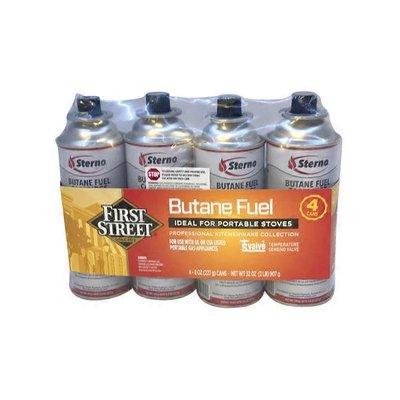 First Street Butane Fuel