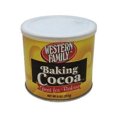 Western Family Baking Cocoa