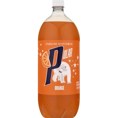 Polar Soda, Orange