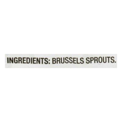 Food Lion Brussels Sprouts, Fresh Frozen, Grade A Fancy, Bag