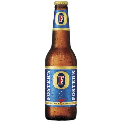 Foster's 12 Oz Lager