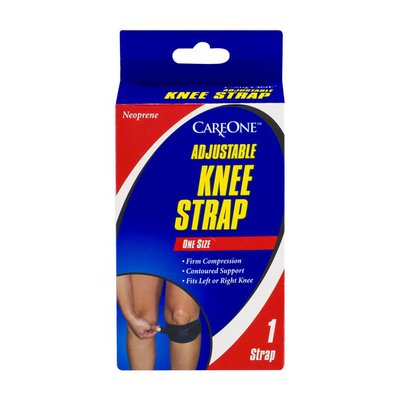 CareOne Adjustable Knee Strap One Size