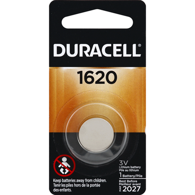Duracell Lithium Coin Button Battery Specialty Batteries