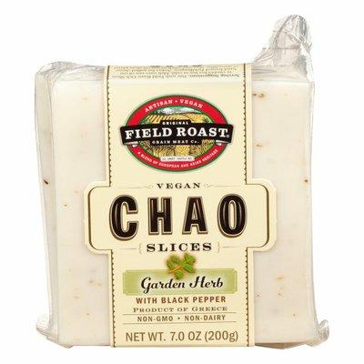 Field Roast Cheese Slices, Vegan, Garden Herb