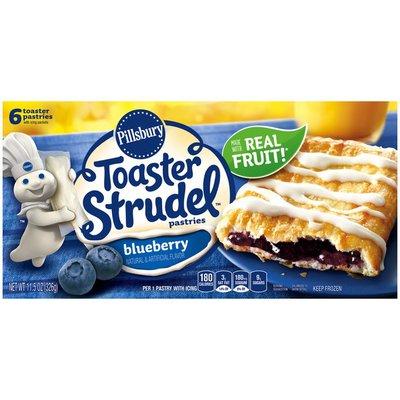 Pillsbury Toaster Pastries, Blueberry