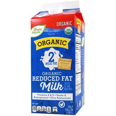 Friendly Farms Organic 2% Milk