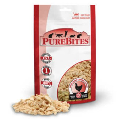 Pure Bites Freeze-Dried Chicken Breast Cat Treats