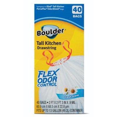 Boulder Fresh Scent Flex Odor Control Kitchen Bags