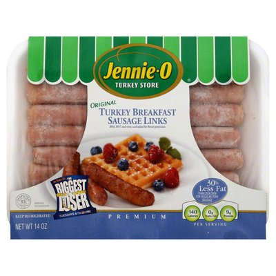 Jennie-O Turkey Breakfast Sausage, Links, Original