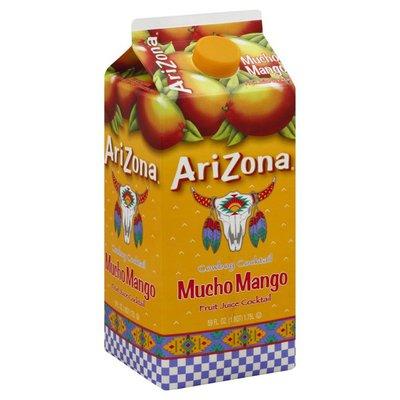 Arizona Fruit Juice Cocktail, Mucho Mango