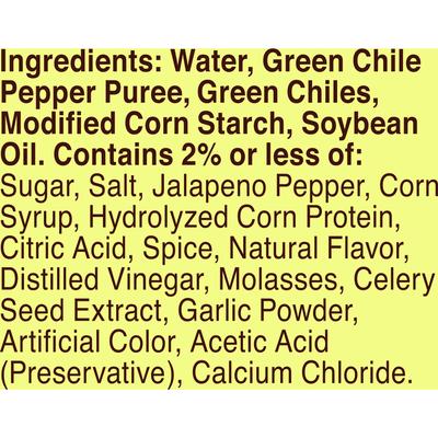Old El Paso Mild Green Chile Enchilada Sauce