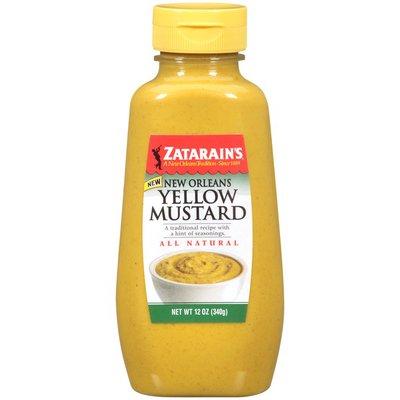 Zatarain's New Orleans Yellow Mustard