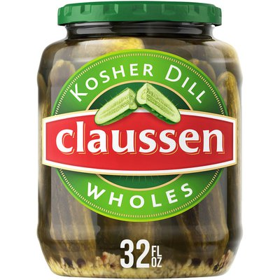 Claussen Kosher Dill Pickle Wholes