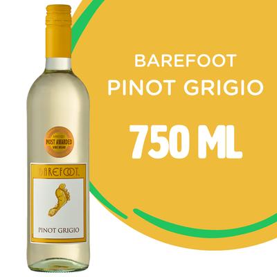Barefoot Pinot Grigio White Wine