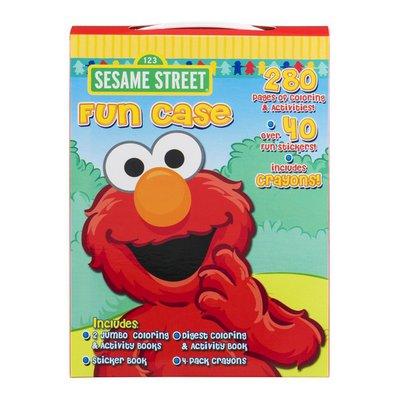 Sesame Street Fun Case