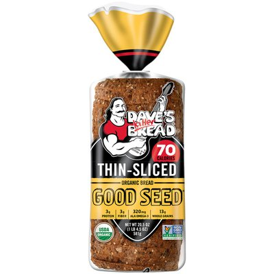Dave's Killer Bread Good Seed Thin-Sliced Organic Bread