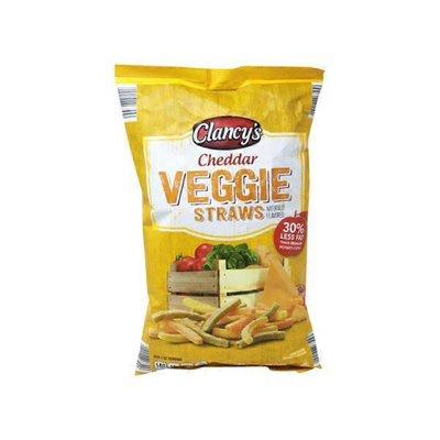 Clancy's Cheddar Veggie Straws
