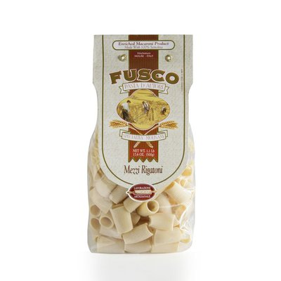 Fusco Mezze Rigatoni Pasta