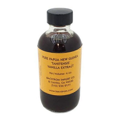 Bacstrom Tahitensis Vanilla Extract
