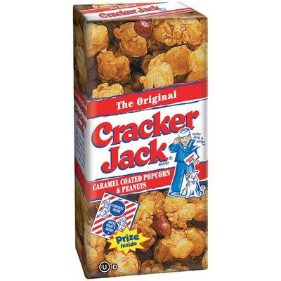 Cracker Jack The Original Popcorn