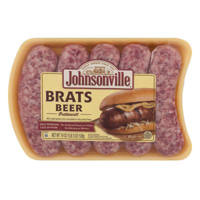 Johnsonville Brats, Original Bratwurst