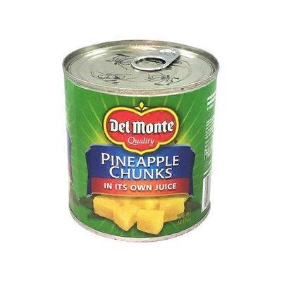 Del Monte Pineapple Chunks in Juice