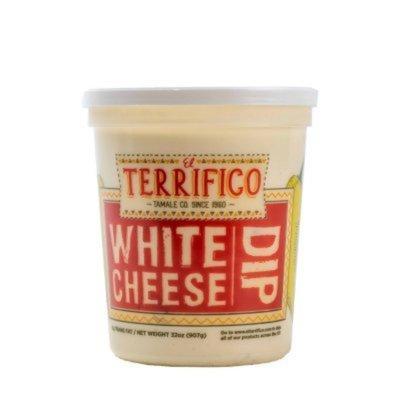 El Terrifico White Cheese Dip