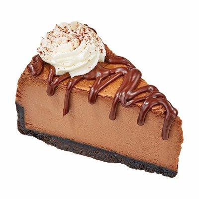 Wegmans Ultimate Chocolate Cheesecake Slice