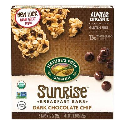 Nature's Path NP Chocolate Chip Gluten Free Bars