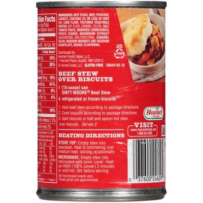 Dinty Moore Beef Stew