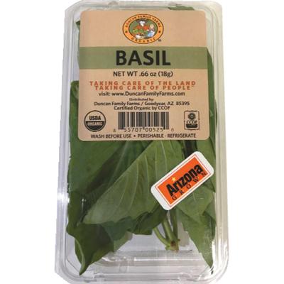 Sprouts Organic Fresh Basil